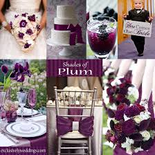 plum wedding plum wedding color four fantastic choices gray wedding colors