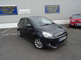 mirage mitsubishi 2014 used mitsubishi mirage and second hand mitsubishi mirage in kent