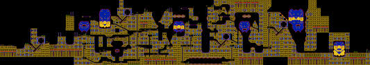 Planting Zone Map Sonic The Hedgehog 2 Maps Sega Genesis 16 Bit Sonic Galaxy Net