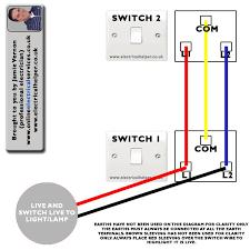 electrical helper wiring 2 way switch video
