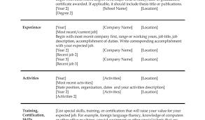 microsoft office word 2007 resume builder resume template microsoft word 2007 best 25 free resume templates
