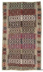 Large Kilim Rugs Large Size Antique Kilim Rugs Overdyed Vintage Rugs Hand Made