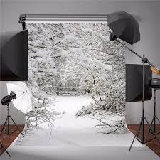 backdrop photography 3x5ft winter snow vinyl studio backdrop photography prop photo