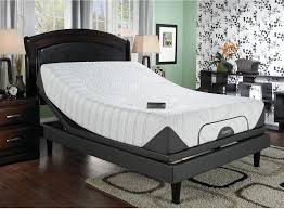 bedroom design awesome serta adjustable bed base with wooden