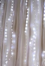 light curtain lights 70 led 80 length battery operated