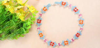 beaded butterfly bracelet images How to make a beautiful beaded butterfly necklace at home jpg