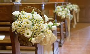 matrimonio fiori matrimonio come addobbare la chiesa con i fiori