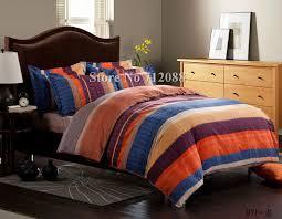 Orange Comforter Blue And Orange Comforter Home Design U0026 Architecture Cilif Com