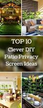 how to make a privacy screen home interiror and exteriro design