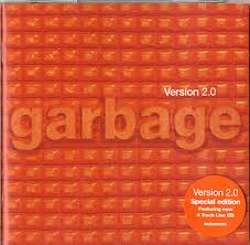 photo album set garbage version 2 0 uk 2 cd album set cd 265223