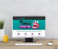 Comfort Dental Comfort Dental Medina Communications