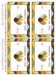 free printable thanksgiving gift tags pinteres