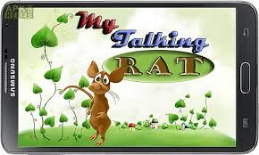 talking android my talking rat for android free at apk here store