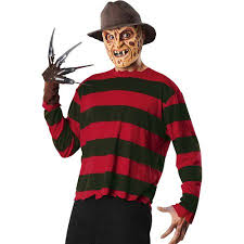 Walmart Halloween Costumes Teenage Girls Freddy Krueger Halloween Costume Size Walmart