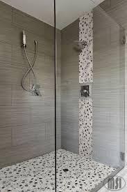 White Pebble Tiles Bathroom - bathroom pebble tiles bathroom home design new fancy at home