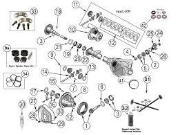 2010 jeep liberty parts jeep liberty model 35 rear axle parts 02 12 kj morris 4x4 center