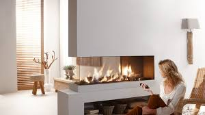 stainless steel gas fireplace repair for modern home design front