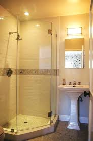 Corner Shower Glass Doors Corner Showers Door Design Best Inspired Ideas For Corner Shower