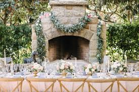 Wedding Venues In Southern California Wedding Locations In Southern California San Ysidro Ranch