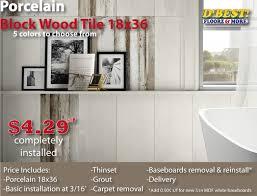 porcelain tile deals d best floorz more