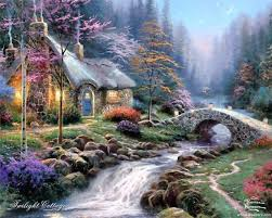 jed alexander thomas kinkade a reevaluation or what is kitsch and why is it bad exactly