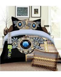 buy crystal diamond design 7d bed sheets online in pakistan ebuy pk