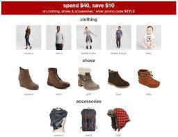 target womens boots promo code save 10 on 40 clothing purchase at target awesome deals on