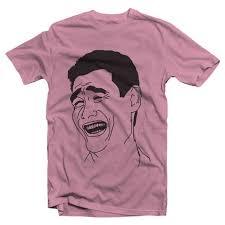 Yao Ming Face Meme - low culture yao ming face meme unisex t shirt low culture apparel