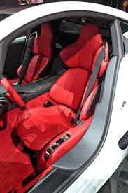 lexus lfa interior car news ok seat belt airbag to be fitted on lexus lfa
