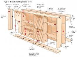 Make Wooden Garage Cabinets by Diy Garage Cabinets Full Image For Workbench Ideas Diy Garage
