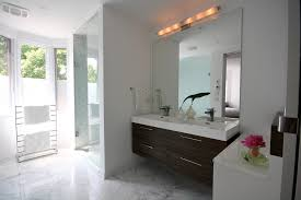 Floating Bathroom Sink by Floating Double Vanity Bathroom Modern With Bathroom Mirror
