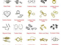 clasp necklace types images 58 all types of necklaces necklace chain types jpg