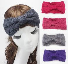 crochet band crochet headbands for women ear warmer band hair accessories for