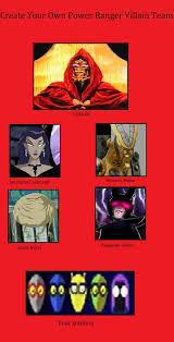 Meme Power - power ranger villain team meme by v1ewt1ful on deviantart