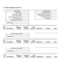 Loan Amortization Schedule Excel Template Bi Weekly Loan Amortization Schedule With Payments Excel Bi