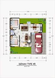 software design layout rumah gambar dari denah desain rumah type 36 1223 home design ideas