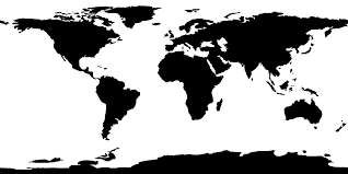 Blank World Map Of Continents by Nasa Giss Panoply Data Viewer Additional Map Overlays