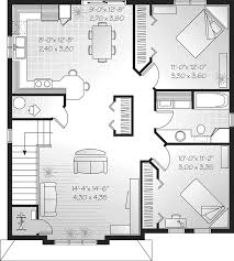 woolrich place duplex plan plan 032d 0535 house plans and more