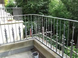 outdoor stair railing ideas tags wrought iron handrails stairs