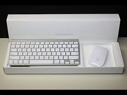 Mouse Dan Keyboard Apple Apple Magic Mouse Mb829zm B And Wireless Keyboard Mc184ll B Unboxing