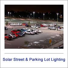 commercial solar lighting for parking lots sign flood lighting kits diy installation
