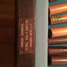 cp dean pool tables help identifying pre 1941 8ft cp dean pool table