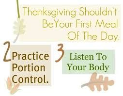 top 10 tips to avoid the thanksgiving weight gain