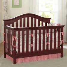 Wood Convertible Cribs Cherry Wood Convertible Crib 9 Simply Baby Furniture Dtavares