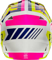 pink motocross helmets 2017 fox racing v1 falcon helmet motocross dirtbike offroad mens