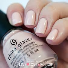 china glaze always a lady swatched by paulinaspassions nails