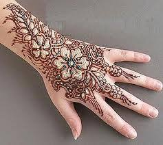 henna decorations craftionary