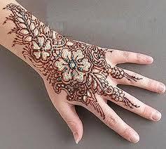 henna decorations craftionary