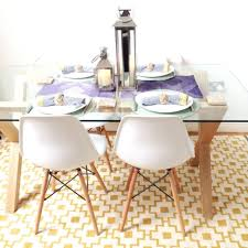 replica eames eiffel dsr round dining table eames 48 round dining