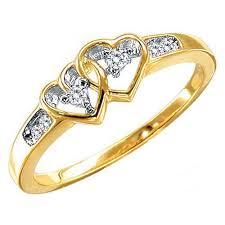 beautiful golden rings images Ladies ring design in gold beautiful diamond golden ring design jpg